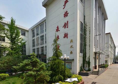 太原大学外语师范学院(南区)