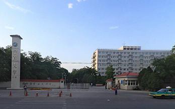 宁夏大学C区