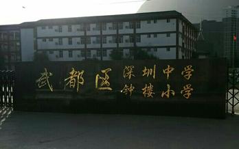 陇南深圳中学