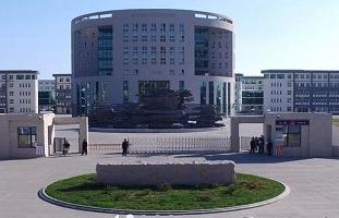 大洼县高级中学(北门)